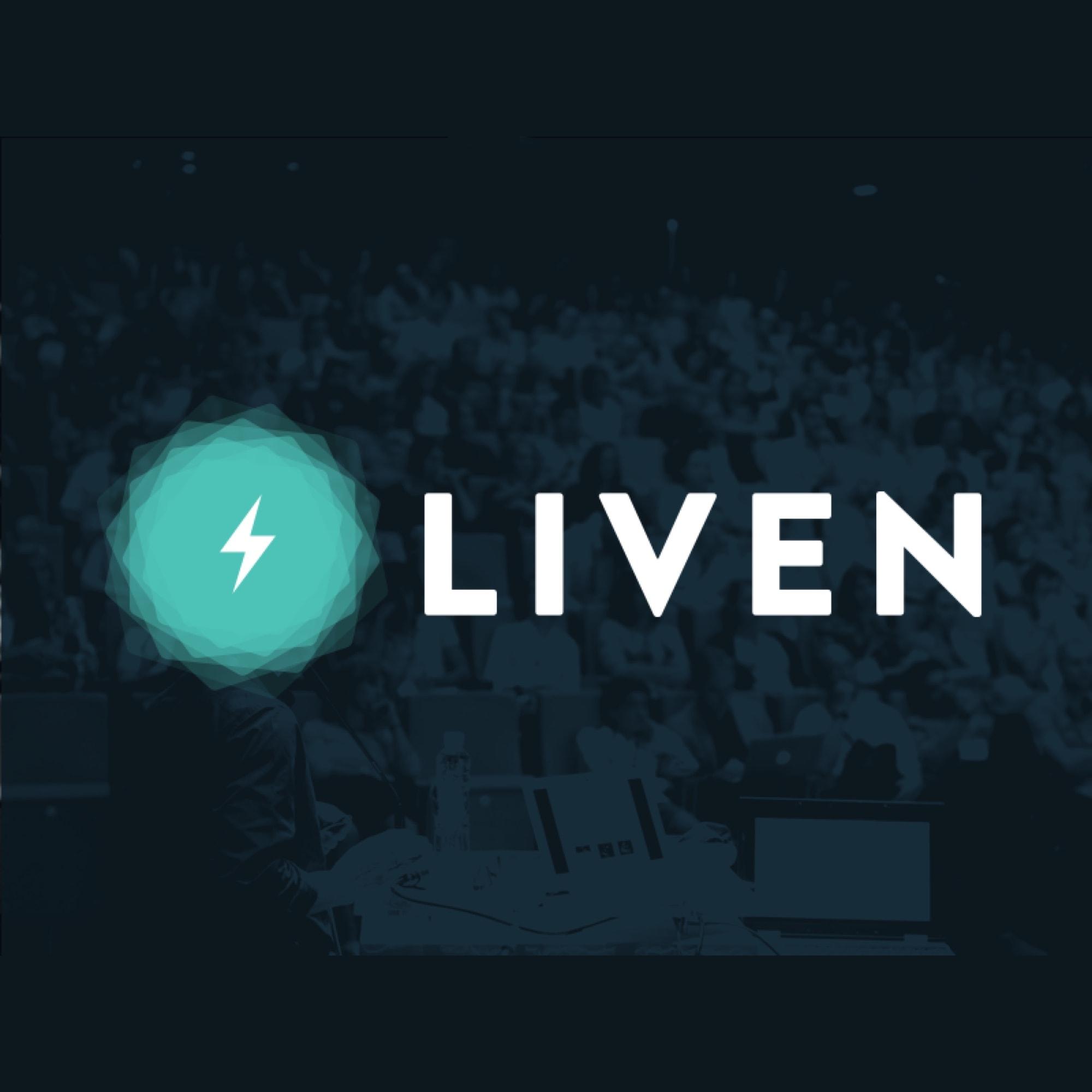 Liven Logo 2000×2000