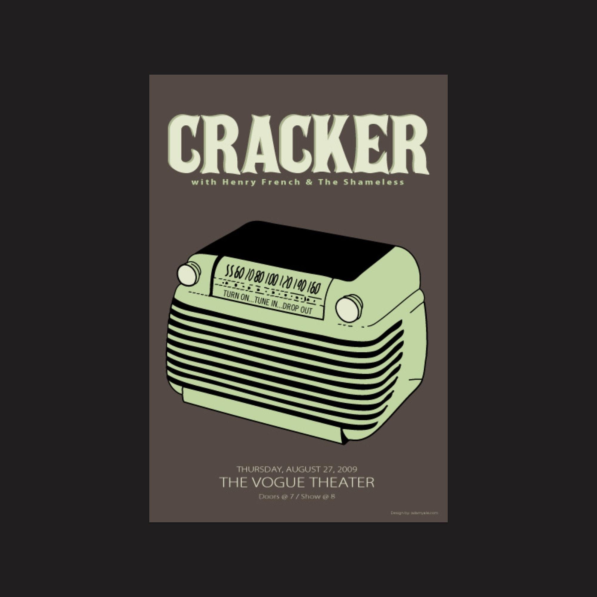 Cracker Poster 2000×2000